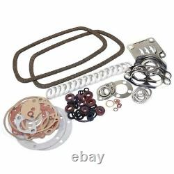 1835cc Air-cooled Vw Engine Rebuild Kit, Top End GTV-2 Heads And Mahle Pistons