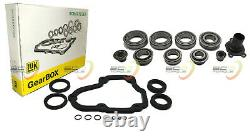 5 Speed Manual Gearbox Bearing and Seal Rebuild Kit for 02A VW & SEAT 462015610