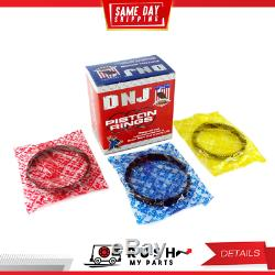 DNJ EK802 Engine Rebuild Kit For 05-09 Audi Volkswagen A3 A4 2.0L L4 DOHC 16v