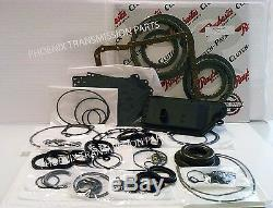 JF506E Transmission Rebuild Kit with Filter Kit and Clutches VW