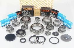 Vw T5 Transporter 2.5 Early 6 Speed 0a5 Gearbox Parts Bearing Seals Rebuild Kit